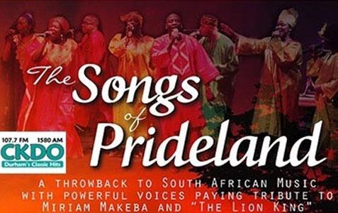 Songs of Prideland